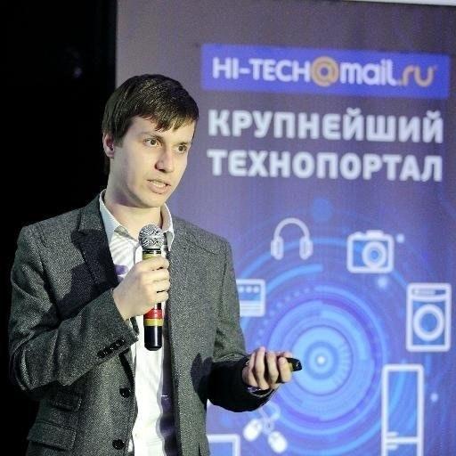 Dmitriy Ryabinin