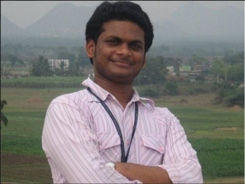 G.K.Manikanta Reddy