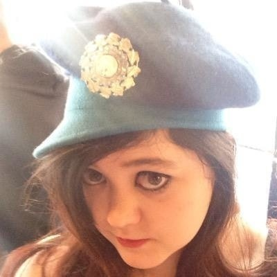 Two-hats Jo