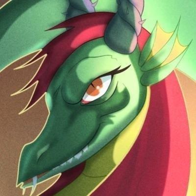 Challenged Dragon