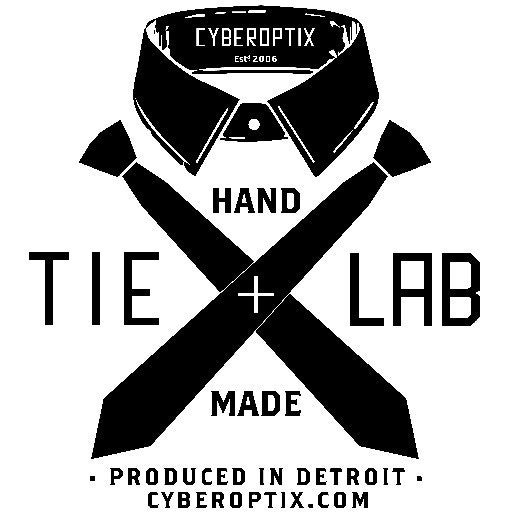 Cyberoptix®  Tie Lab