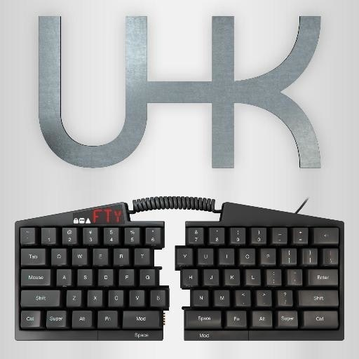 Ult. Hack. Keyboard
