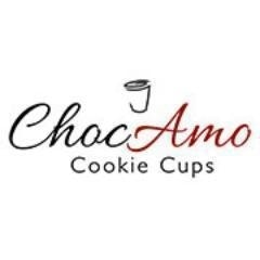 ChocAmo Cookie Cups