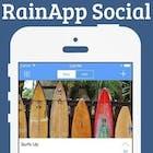 RainApp Social
