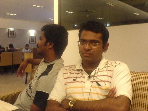 Madan Kumar Rajan