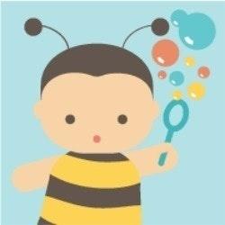 Playful Bee