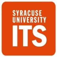 @SyracuseU ITS