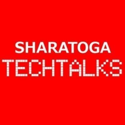 Sharatoga TechTalks