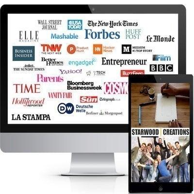 Starwood Creations - Marketing & PR