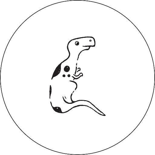 Upright T-Rex Music