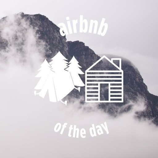 Airbnboftheday
