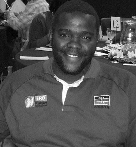 Nicholas Karonji