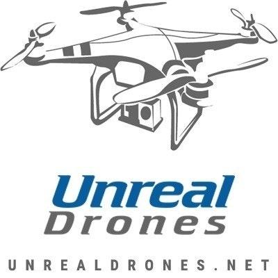 Unreal Drones