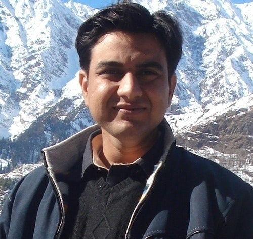 Dinesh Kumar Awasthi