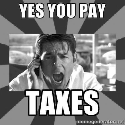 Athlete Taxes