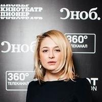 Anna Abdrakhmanova