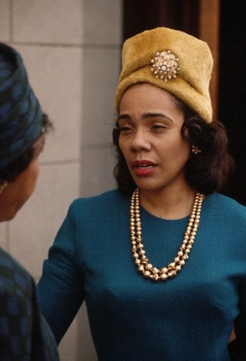 Coretta Scott Key