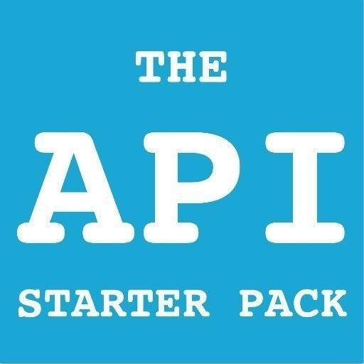 The API Starter Pack