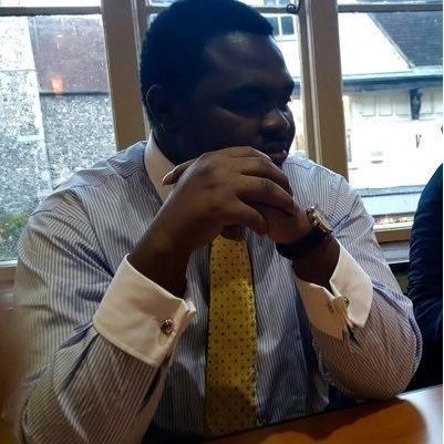 Mawuko Adjaho.
