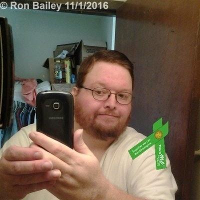Ron Bailey
