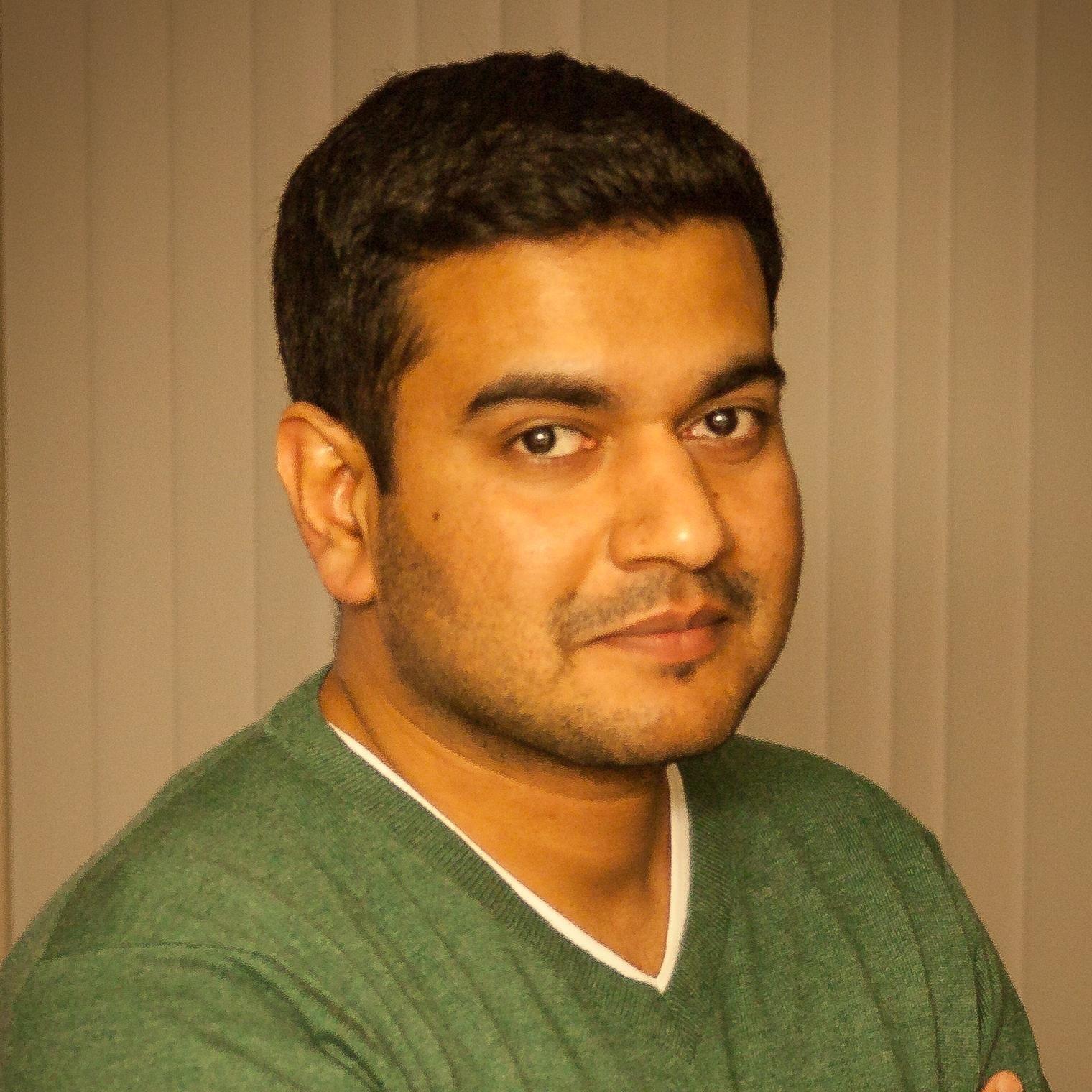 Ritesh M Nayak