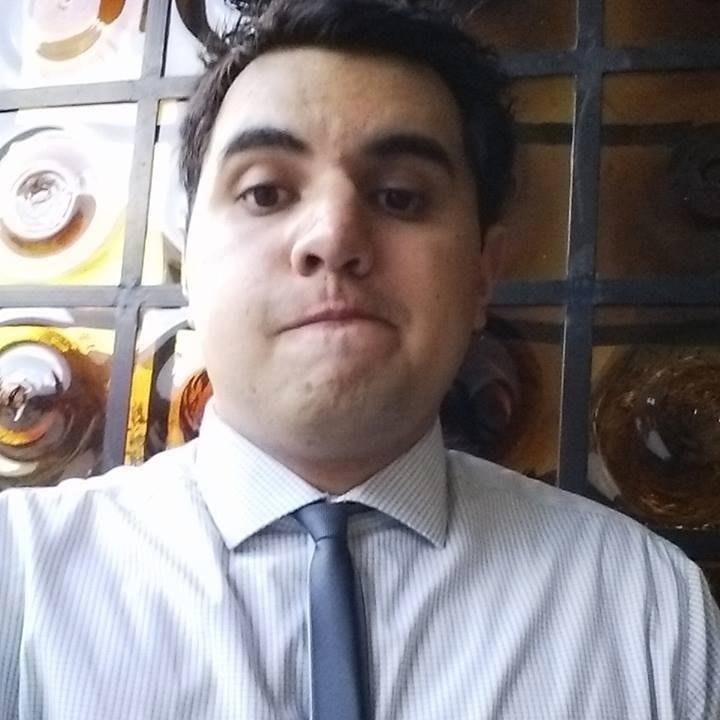Cesar Palafox Garza