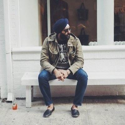 GD Singh