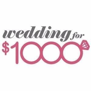Wedding for $1000