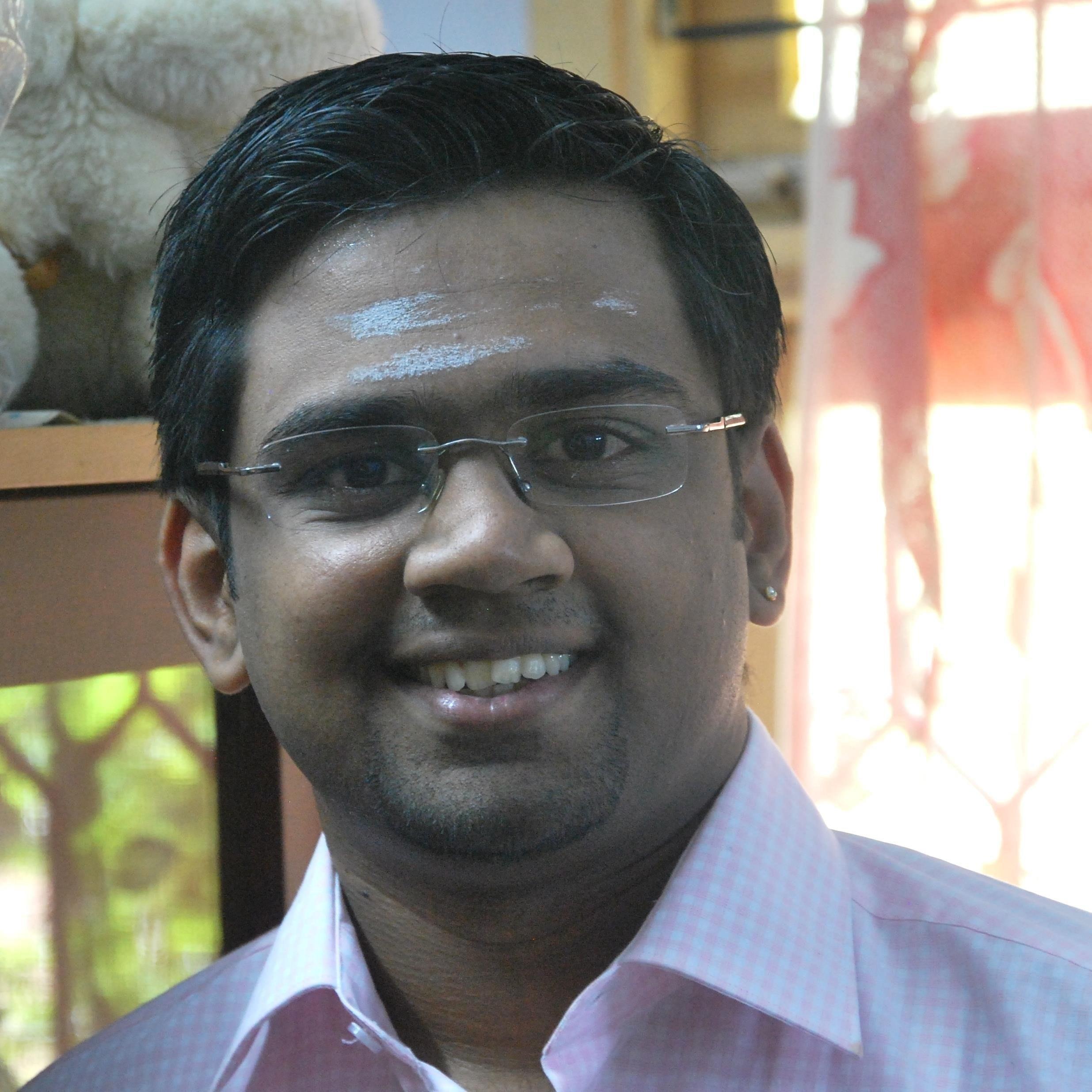 Sanjeev Gopinath V