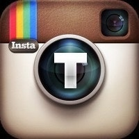 Text-Only Instagram