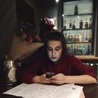 Лиза Троицкая