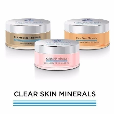 ClearSkinMinerals