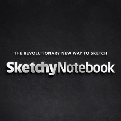 SketchyNotebook
