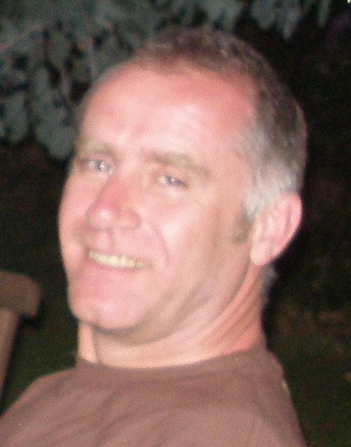 Geoff Wedgwood