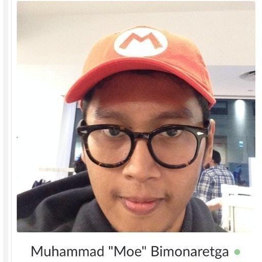 Muhammad Bimonaretga