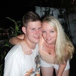 Mandy and Chris
