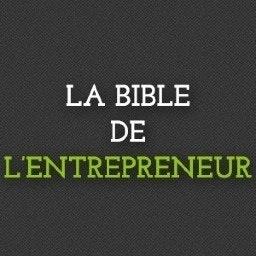 Bible entrepreneur