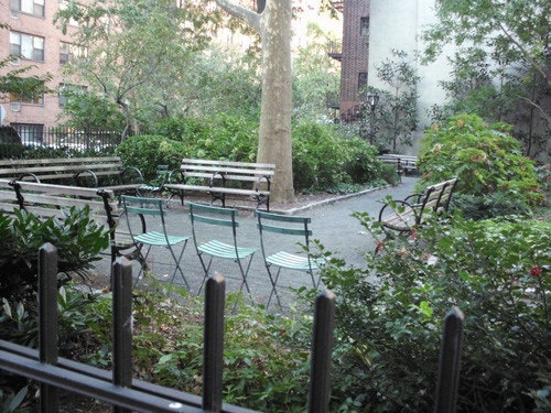 Pocket Parks of NYC