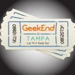 Tampa Geekend